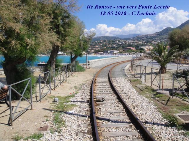 CFC - Chemins de fer de la Corse - de Calvi à l'ile Rousse 660_il10