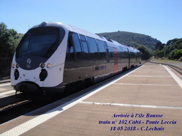 CFC - Chemins de fer de la Corse - de Calvi à l'ile Rousse 662_il10