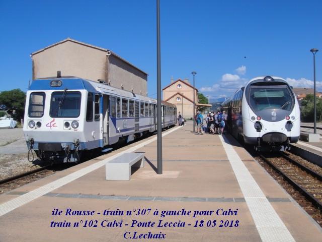CFC - Chemins de fer de la Corse - de Calvi à l'ile Rousse 663_il10
