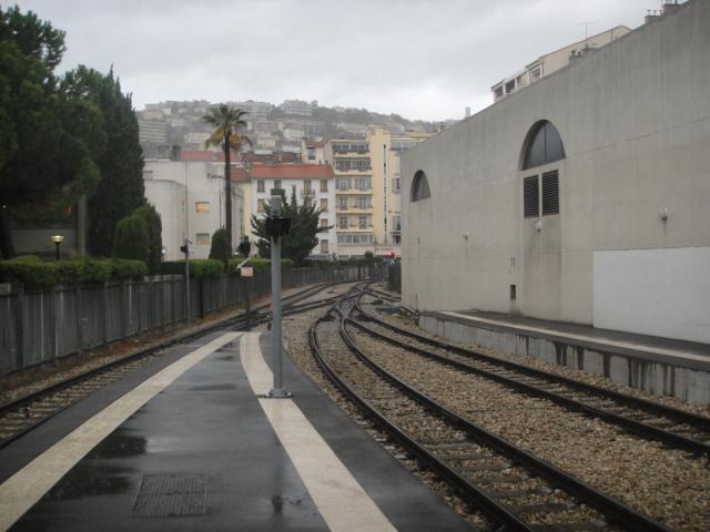 Chemins de fer de Provence Nice - Digne octobre 2016 Dsc07912