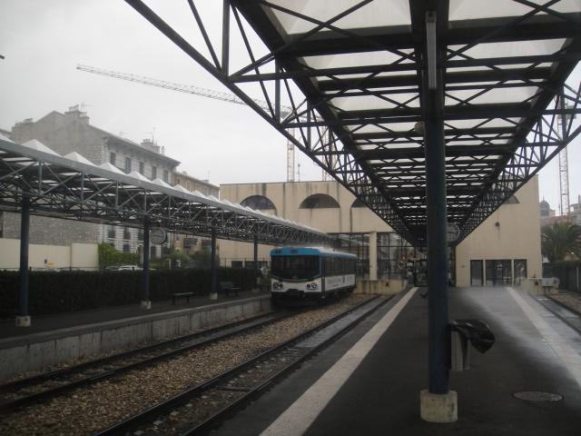 Chemins de fer de Provence Nice - Digne octobre 2016 Dsc07913