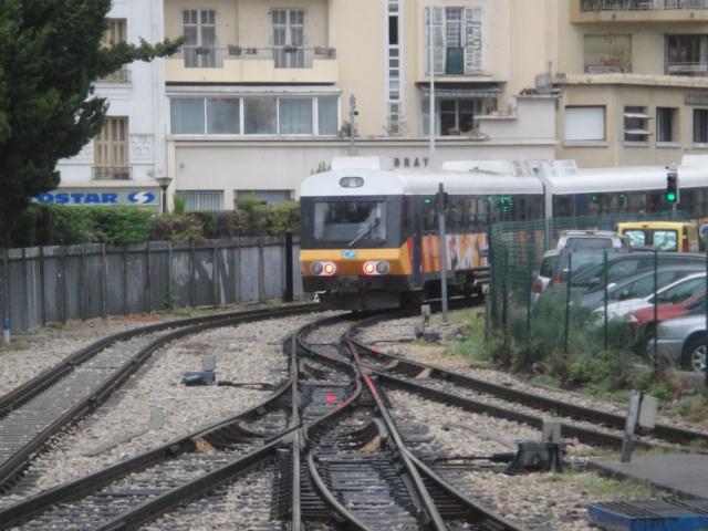 Chemins de fer de Provence Nice - Digne octobre 2016 Dsc07914