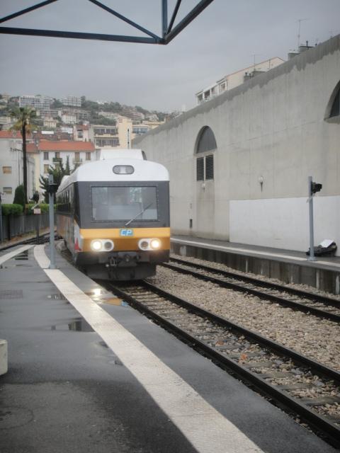 Chemins de fer de Provence Nice - Digne octobre 2016 Dsc07915