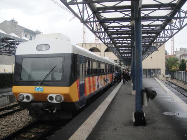 Chemins de fer de Provence Nice - Digne octobre 2016 Dsc07916