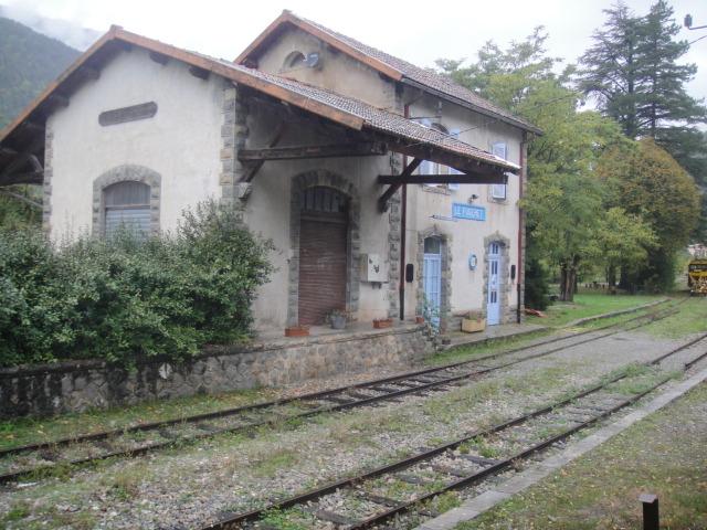 Chemins de fer de Provence Nice - Digne octobre 2016 Dsc07923