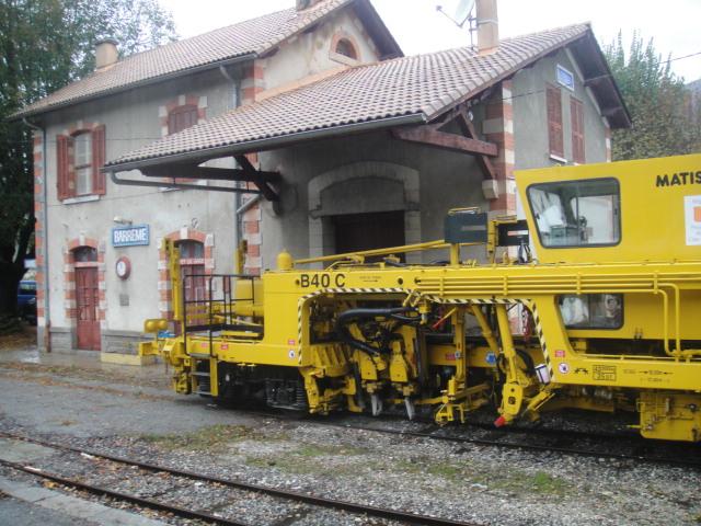 Chemins de fer de Provence Nice - Digne octobre 2016 Dsc08010