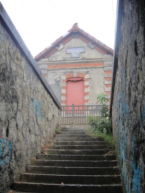 Chemins de fer de Provence Nice - Digne octobre 2016 Dsc08017