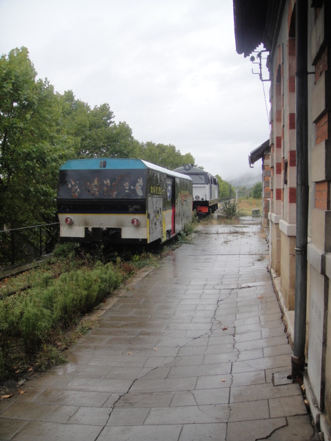 Chemins de fer de Provence Nice - Digne octobre 2016 Dsc08019