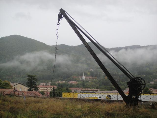Chemins de fer de Provence Nice - Digne octobre 2016 Dsc08021