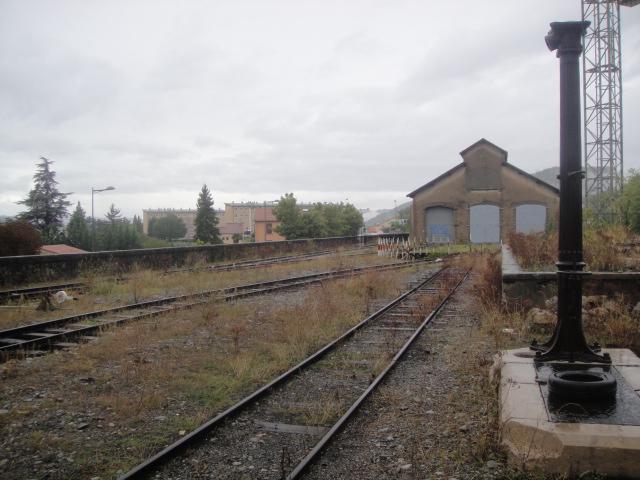 Chemins de fer de Provence Nice - Digne octobre 2016 Dsc08027