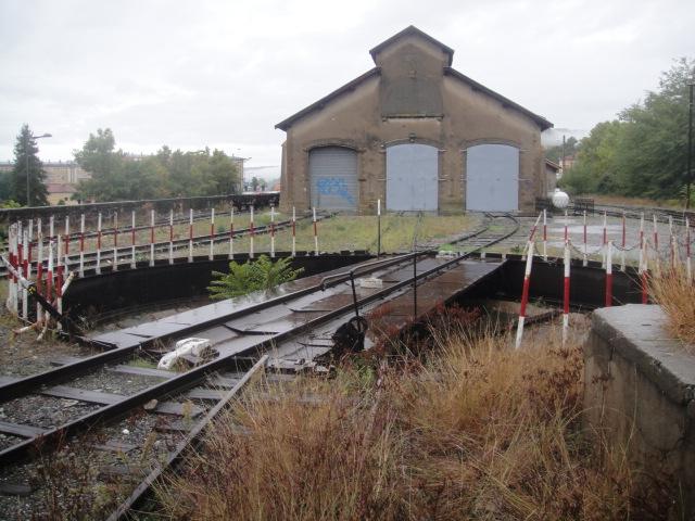 Chemins de fer de Provence Nice - Digne octobre 2016 Dsc08028