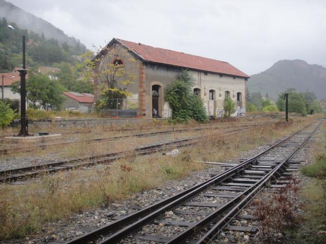 Chemins de fer de Provence Nice - Digne octobre 2016 Dsc08029