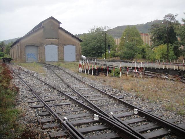 Chemins de fer de Provence Nice - Digne octobre 2016 Dsc08030