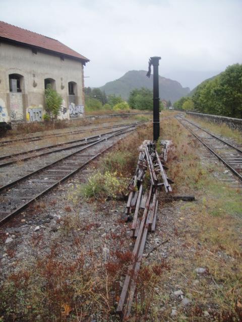 Chemins de fer de Provence Nice - Digne octobre 2016 Dsc08031