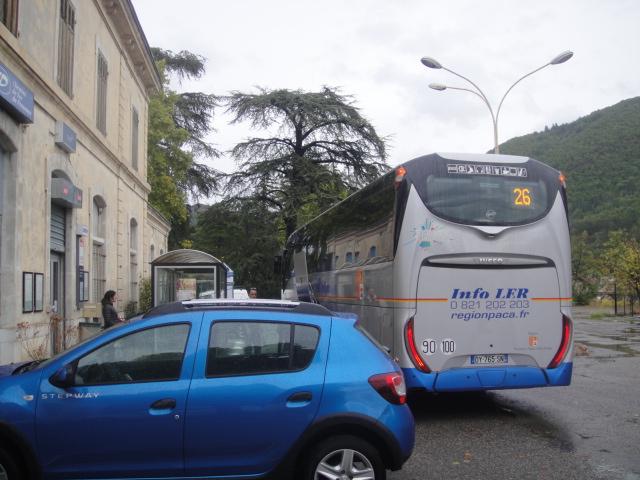 Chemins de fer de Provence Nice - Digne octobre 2016 Dsc08033