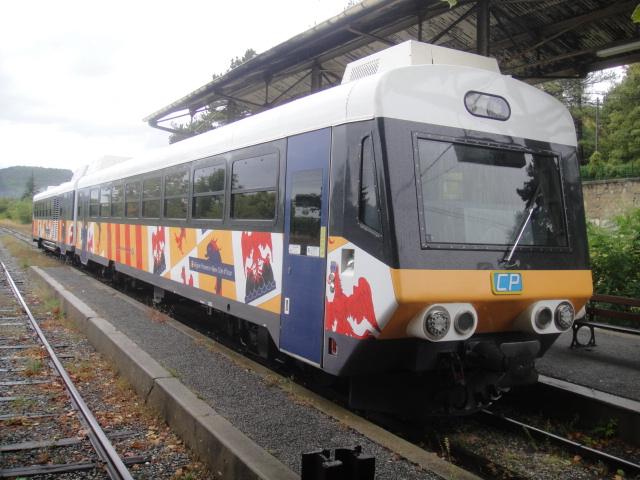Chemins de fer de Provence Nice - Digne octobre 2016 Dsc08039