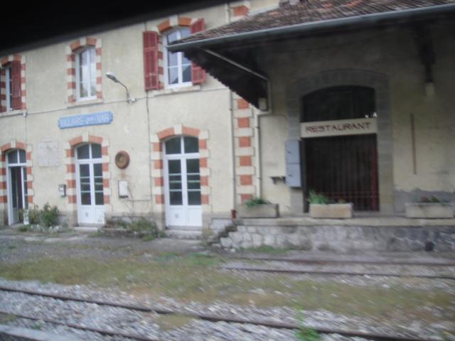 Chemins de fer de Provence Nice - Digne octobre 2016 Dsc08045