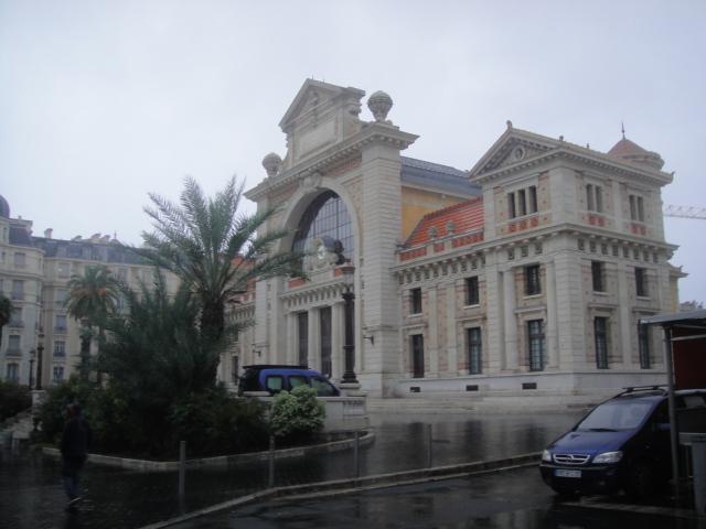 Chemins de fer de Provence Nice - Digne octobre 2016 Dsc08049