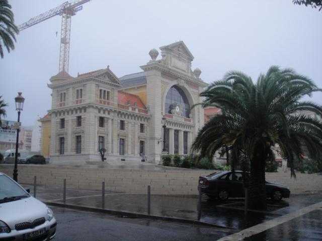 Chemins de fer de Provence Nice - Digne octobre 2016 Dsc08051