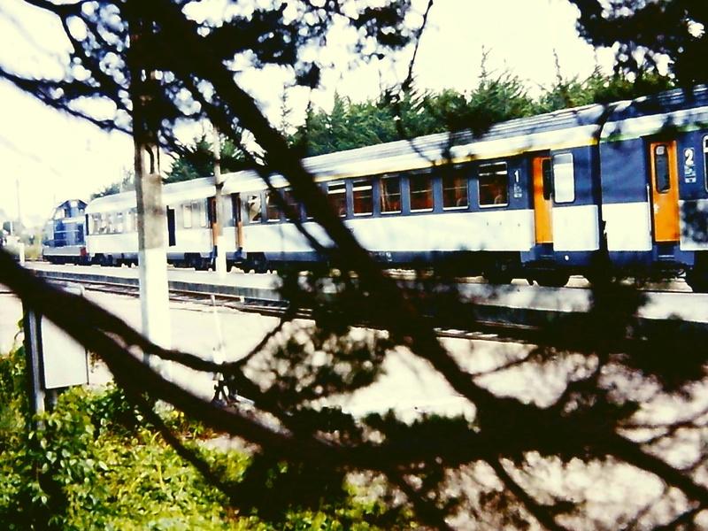 Quiberon en août 1980 au temps des Corails Nimofi12