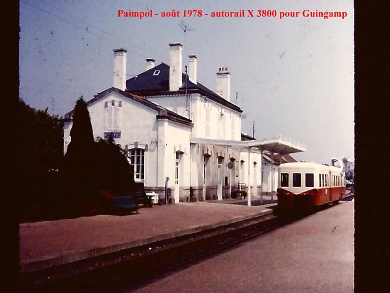 40 ans en arriere ! Carhaix Guingamp Paimpol en Picasso Paimpo13