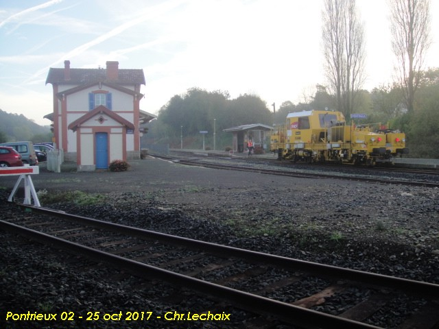 Tournée MAUZIN sur Guingamp - Paimpol 25 oct 2017 Pontri18