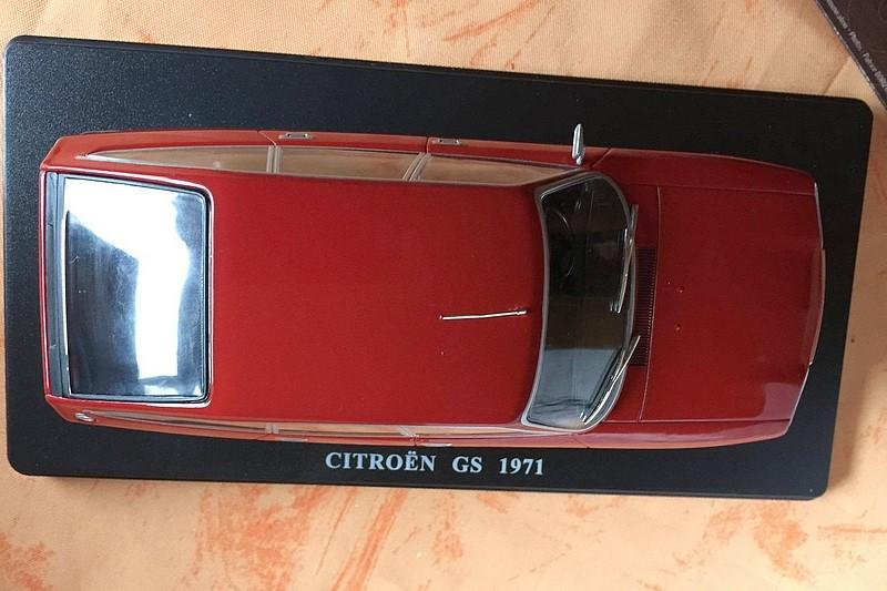 2018 - Hachette Collections > Test : Citroën au 1/24 26047510