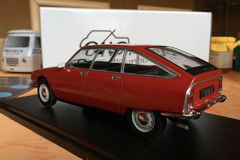 2018 - Hachette Collections > Test : Citroën au 1/24 26165210
