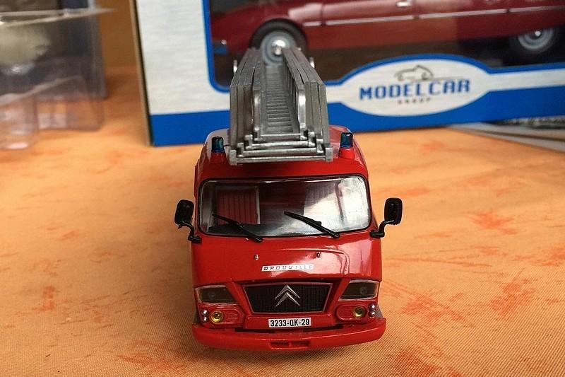 """2011 - Hachette Collections > """"Camions et véhicules de Sapeurs Pompiers au 1/43"""" >> 2014 - Page 2 26238010"""