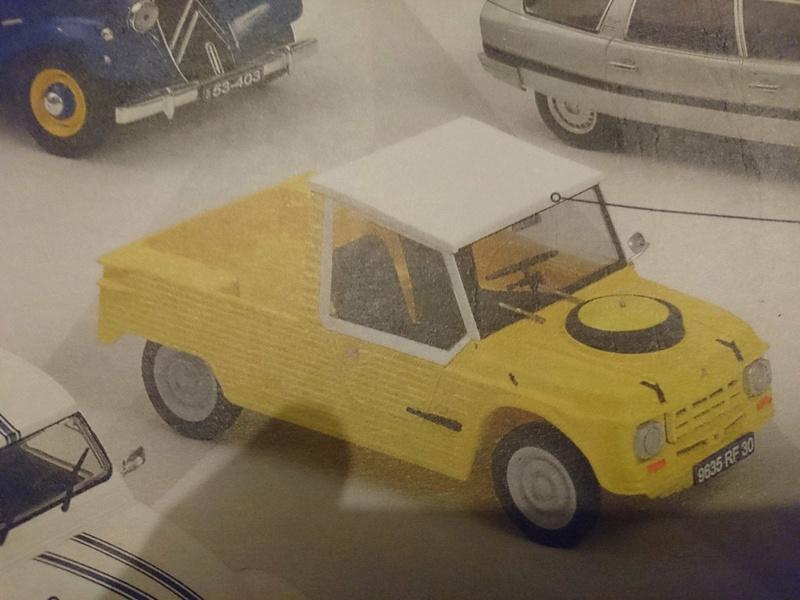 2018 - Hachette Collections > Test : Citroën au 1/24 26543910