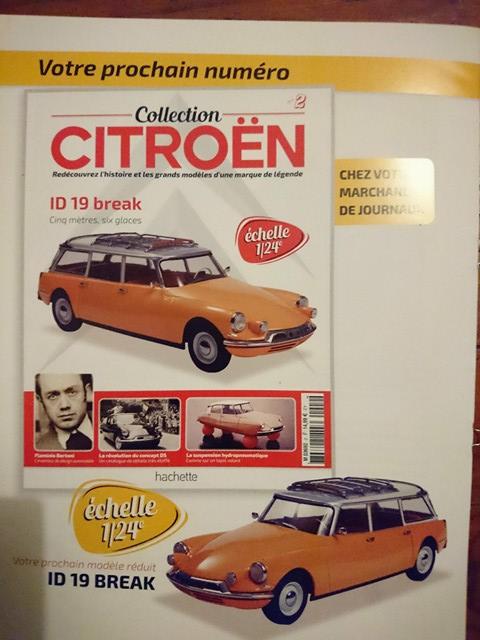 2018 - Hachette Collections > Test : Citroën au 1/24 26552610