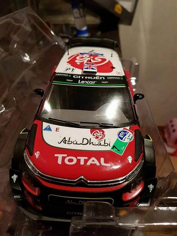 Colección coches de Rally a escala - Los más grandes coches de rallye 30708110