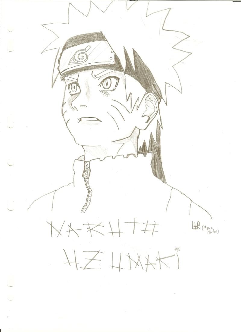 Galerie de Lloydarkraignos + strips du vendredi Naruto10