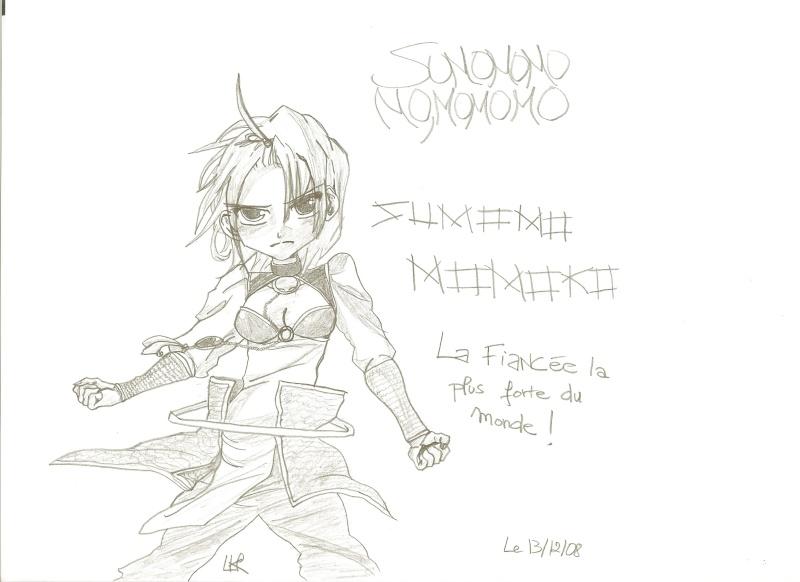 Galerie de Lloydarkraignos + strips du vendredi Sumomo10