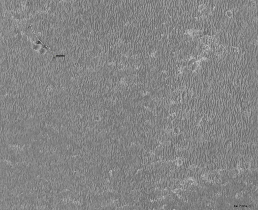 Opportunity va explorer le cratère Endeavour - Page 5 Merb_s11