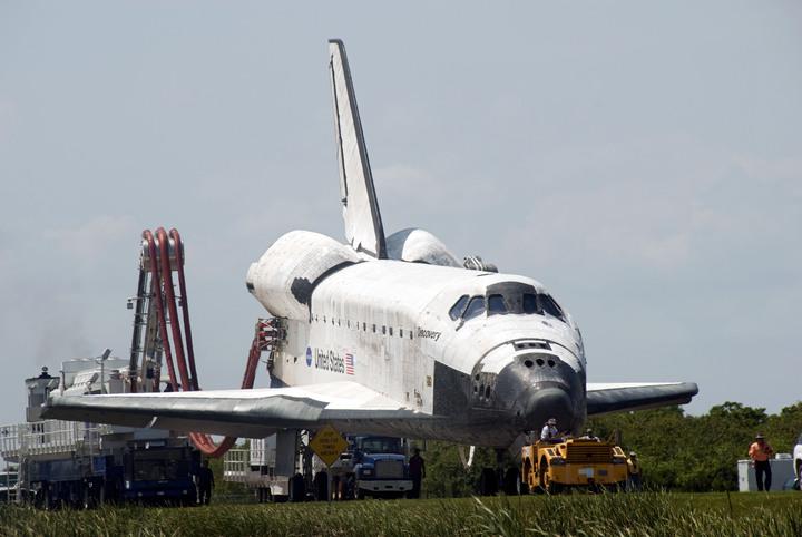 [STS-133] Discovery : Préparatifs (Lancement prévu le 24/02/2011) - Page 2 Remise10