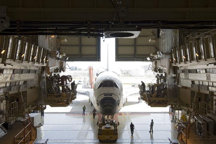 [STS-133] Discovery : Préparatifs (Lancement prévu le 24/02/2011) - Page 2 Remise11