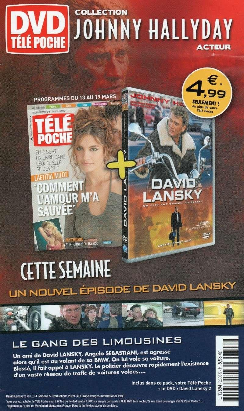 tele poche + dvd david lansky Img61010