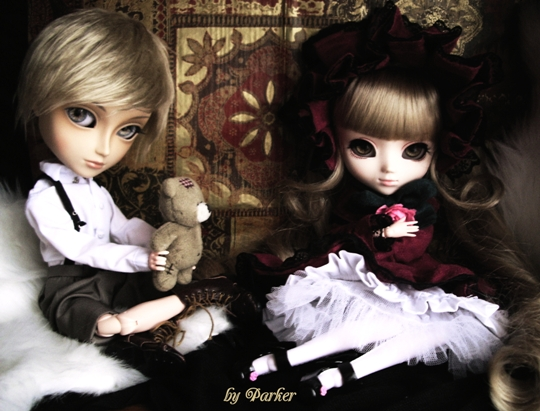 [JP - Pullip & taeyang custo] °Another time° bas p.4 Connor11