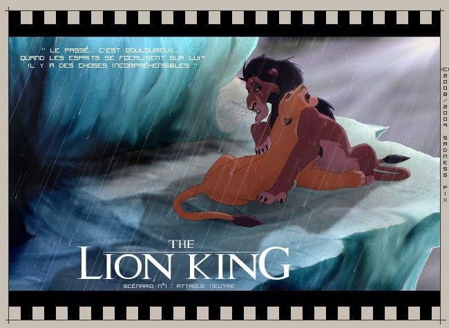 { THE LION KING
