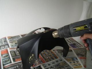 Pintura de motos em spray. Ssa46024