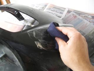 Pintura de motos em spray. Ssa46040
