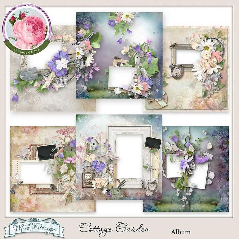 Cottage garden 1er mai en boutique à studio Mldes212