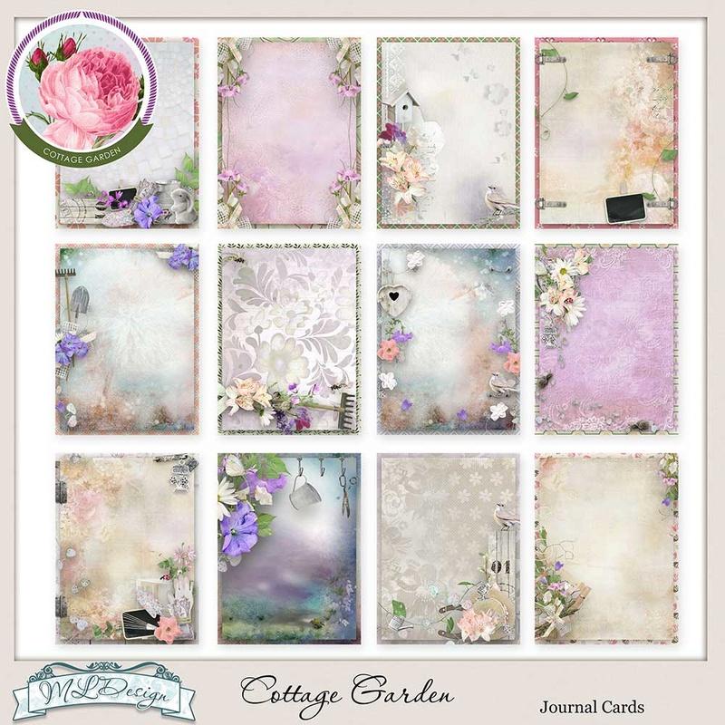 Cottage garden 1er mai en boutique à studio Mldes213