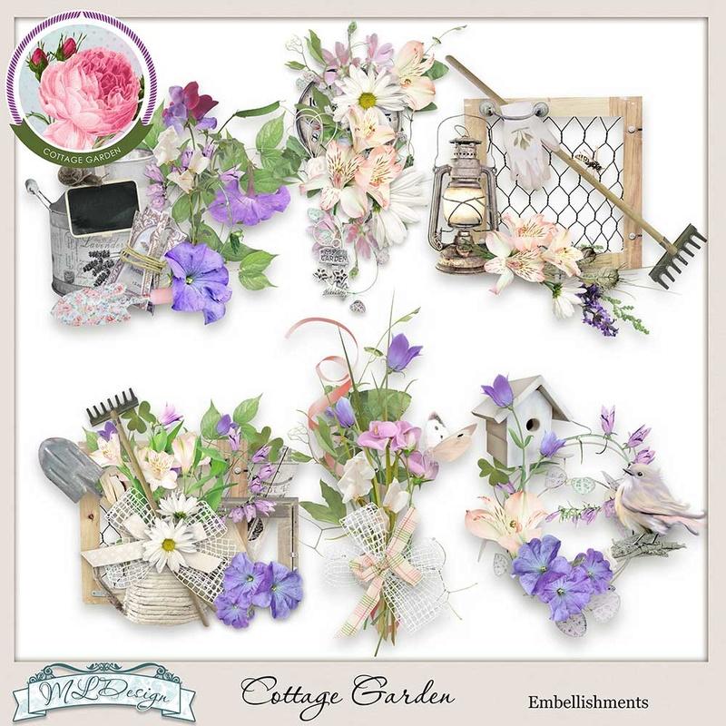 Cottage garden 1er mai en boutique à studio Mldes214