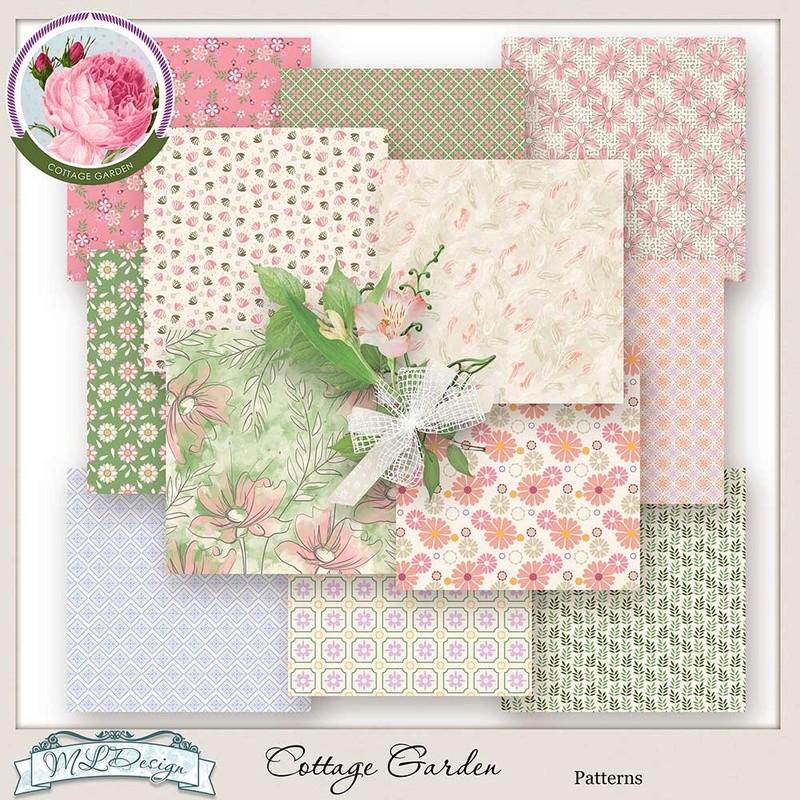 Cottage garden 1er mai en boutique à studio Mldes215