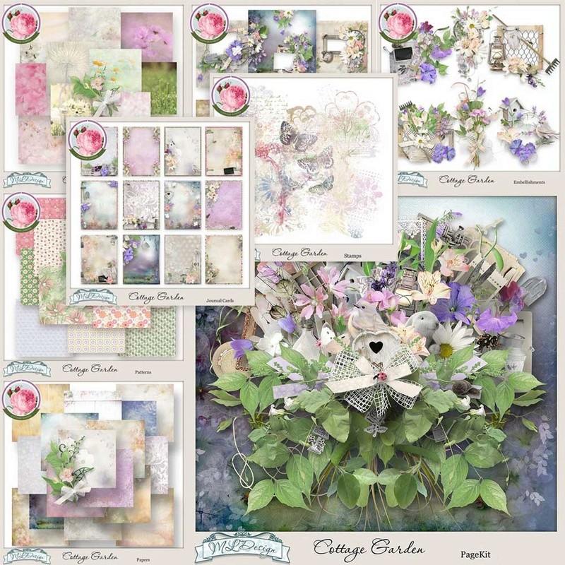 Cottage garden 1er mai en boutique à studio Mldes217