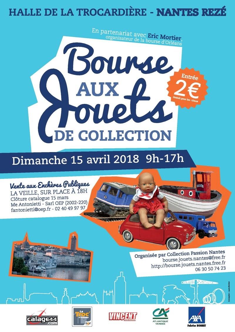Bourse aux jouets de collection à Nantes 15/04/2018 2018bo10