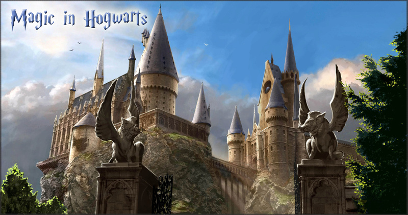 Magic in Hogwarts