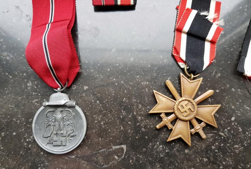 Médailles allemandes 20180524